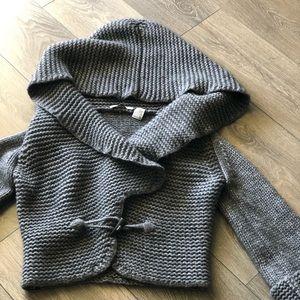 Autumn Cashmere sweater jacket